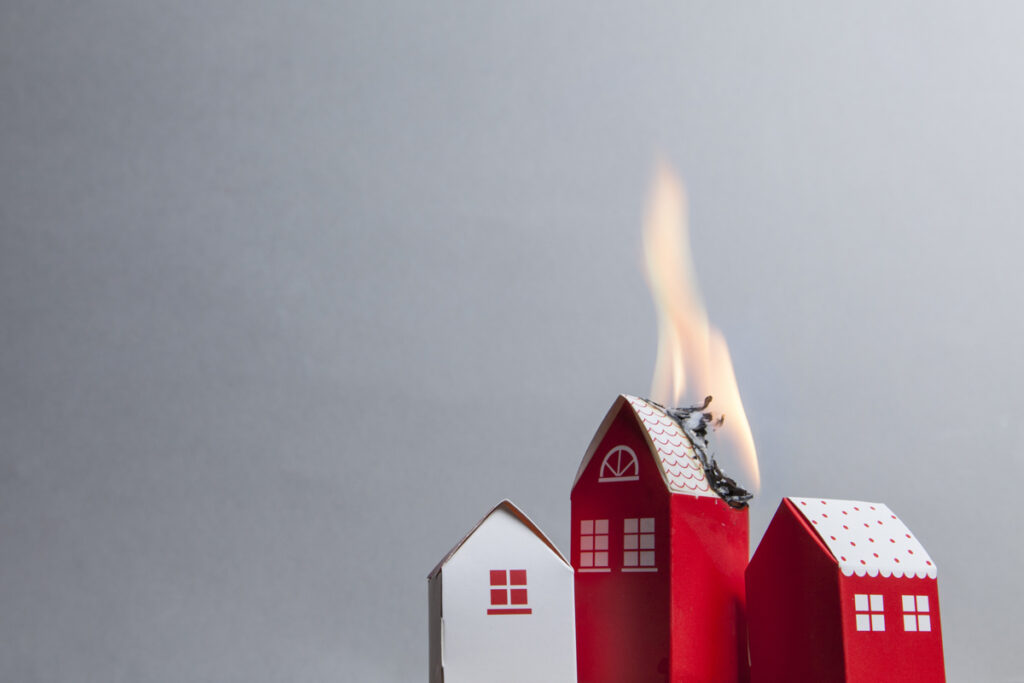 Home Restoration After a Fire: The Dangers of Smoke Damage