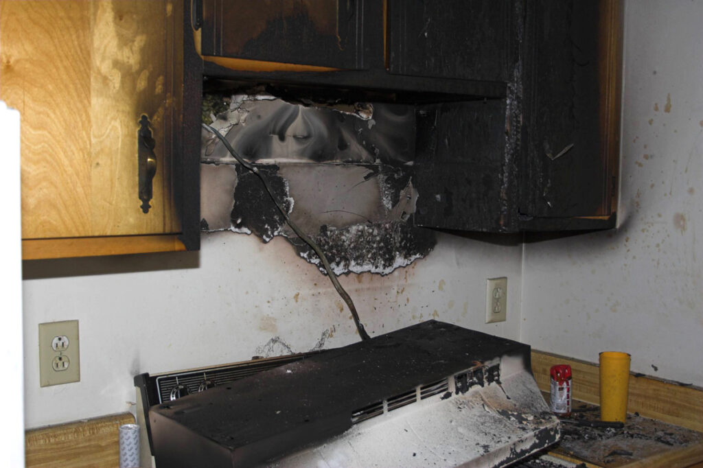 What Is Salvageable After a Fire?